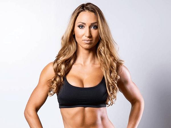 Meet Jade Mackinnon: Dr Justin Perron patient and IFBB Bikini PRO