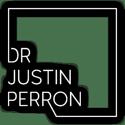 dr justin perron logo