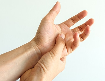 Hand surgery - Carpal Tunnel Syndrome model 01