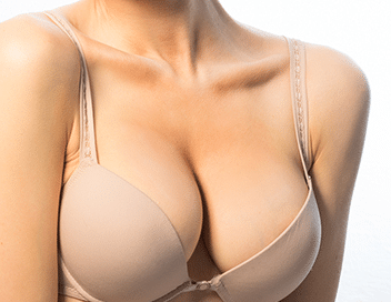 Breast surgery, breast lift and implants model 01